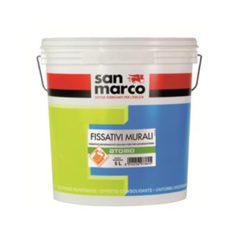 ATOMO – Fixativ mural micronizat inodor (amorsă) pentru exterior/interior fără solvent