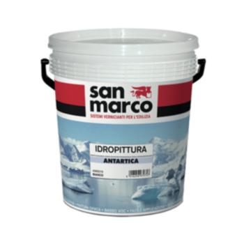 ANTARTICA – Lavabilă profesională pentru interior (uscare foarte rapidă) – Vopsea murală diluabilă cu apă