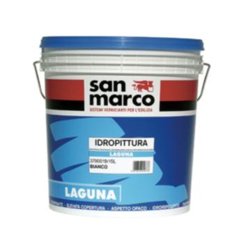 LAGUNA – Vopsea transpirantă diluabilă în apă, permeabilă, hidrofugă, acrilică pentru interior