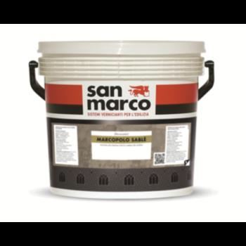 MARCOPOLO SABLE' – Finisaj decorativ efect sablat pentru interior