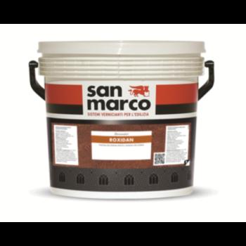 ROXIDAN – Finisaj decorativ cu efect oxidat pentru interioare