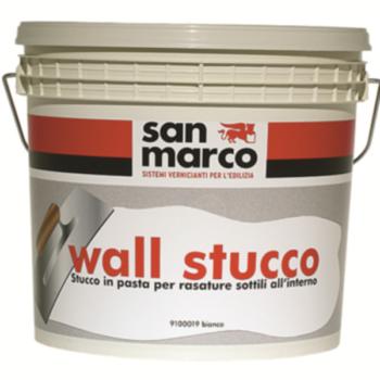 WALL STUCCO – Stuc pastă pentru nivelări subţiri