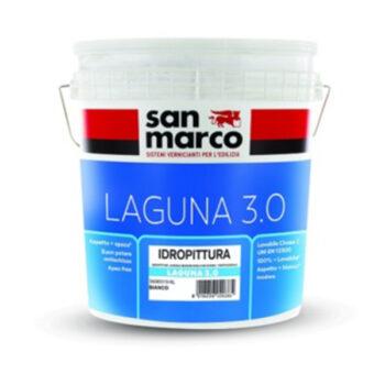LAGUNA 3.0 – Vopsea lavabilă de interior (vopsea lavabilă pe baza de apă inodoră opacă pentru interioare – aplicare profesională)