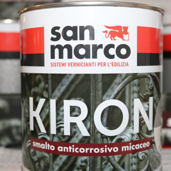 KIRON – Email anticoroziv cu efect micaceu