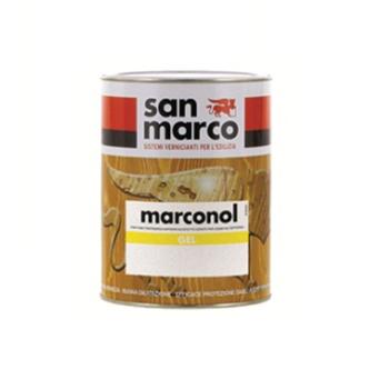 MARCONOL GEL – Finisaj transparent cu efect cerat pentru lemn (Finisaj tixotropic satinat cu efect cerat pentru suprafete externe din lemn)