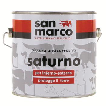 SATURNO – Vopsea anticorozivă pe bază de fosfat de zinc