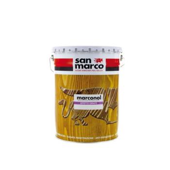 MARCONOL CERATO – Finisaj adecvat pentru impregnarea si proţectia lemnului (finisaj hidrofug semilucios antizgarietură pentru suprafete exterioare din lemn)