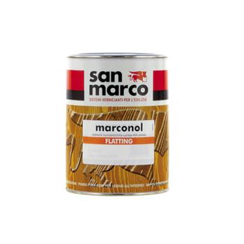 MARCONOL FLATTING – Lac oleosintetic lucios pentru lemn
