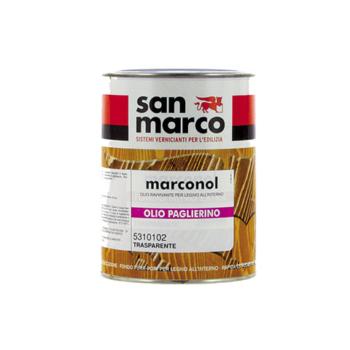 MARCONOL OLIO PAGLIERINO – Ulei regenerant pentru suprafete interioare din lemn