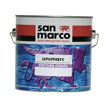UNIMARC FINITURA CERATA – Protector transparent colorat pentru lemn