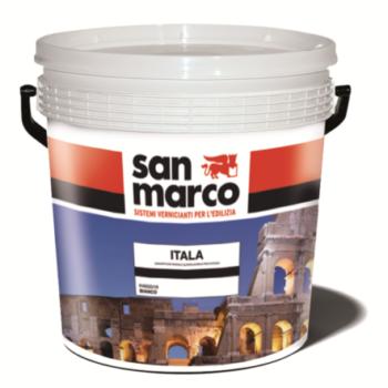 ITALA – Vopsea superlavabilă pentru interioare (superlavabilă pe bază de răşini acrilice in dispersie apoasă, permeabil la vaporii de apă)