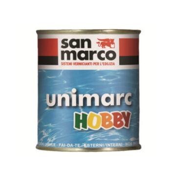 UNIMARC HOBBY – Emailuri acrilice hidrodiluabile pentru decoraţiuni şi bricolaj in ambalaje mini