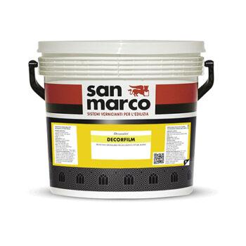DECORFILM – Protectiv diluabil in apa pentru finisaje decorative si vopsele murale pentru exterior si interior