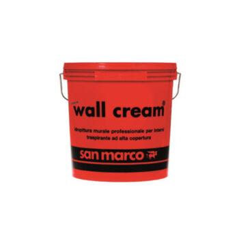 WALL CREAM – Vopsea transpirantă diluabilă în apă, murală profesională, permeabilă pentru interioare, cu putere mare de acoperire